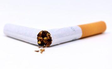 dieta dla rzucających palenie