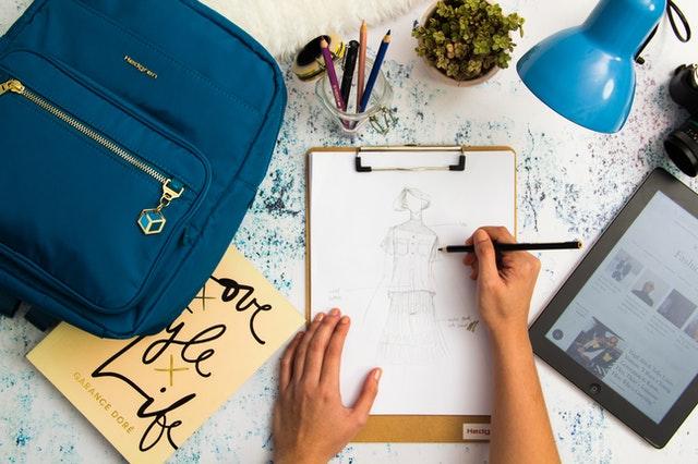 projektant odzieży
